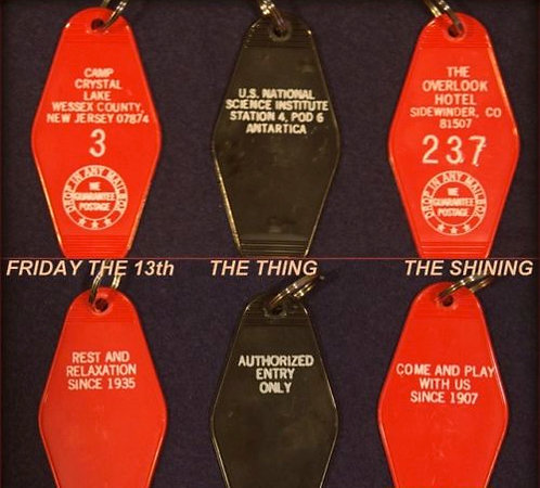 FRIDAY THE 13th, THE THING, THE SHINING/FREE SHIP!
