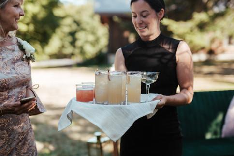 Passed Cocktails