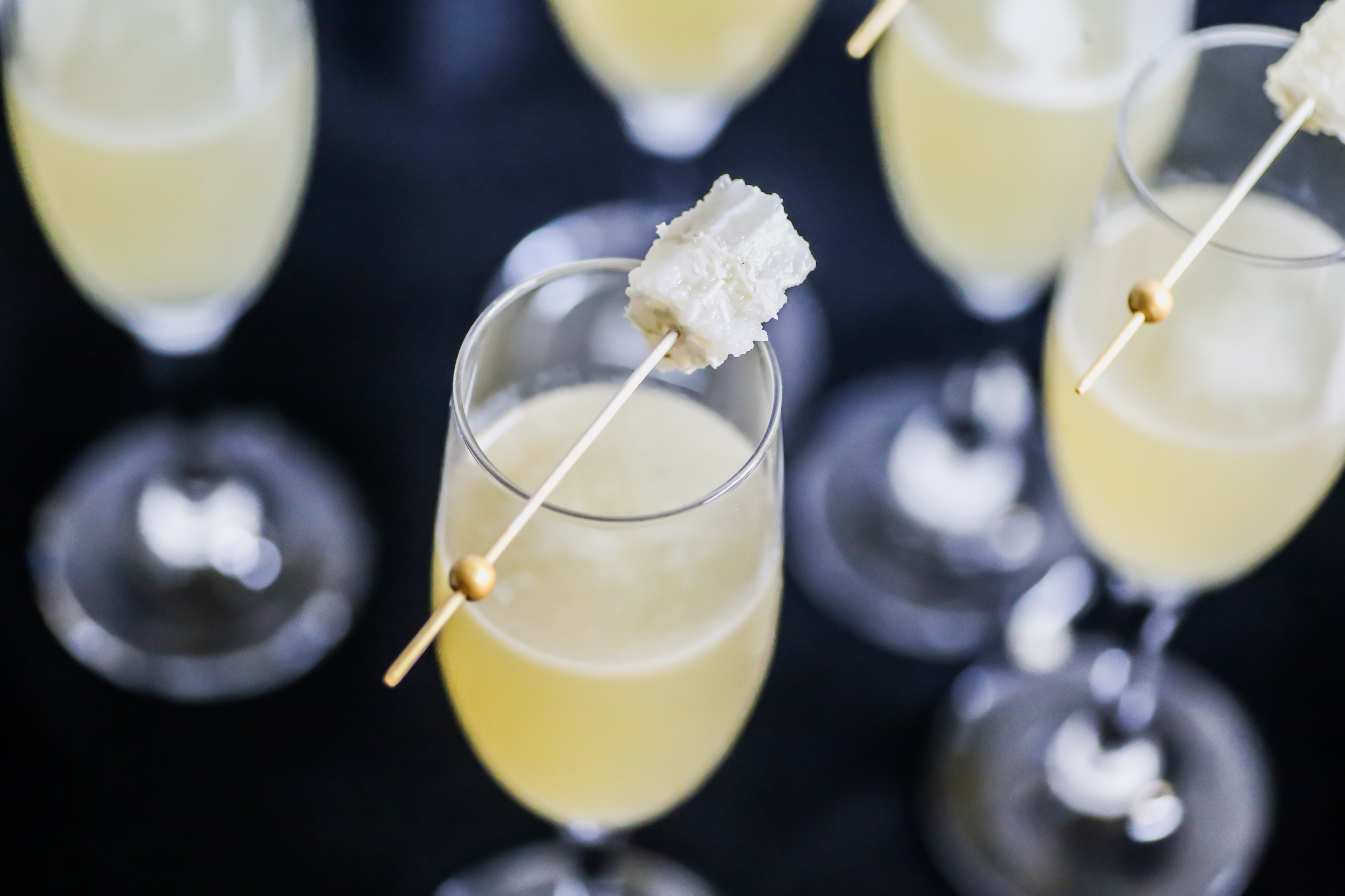 Bee's Knees Beeswax Cocktail