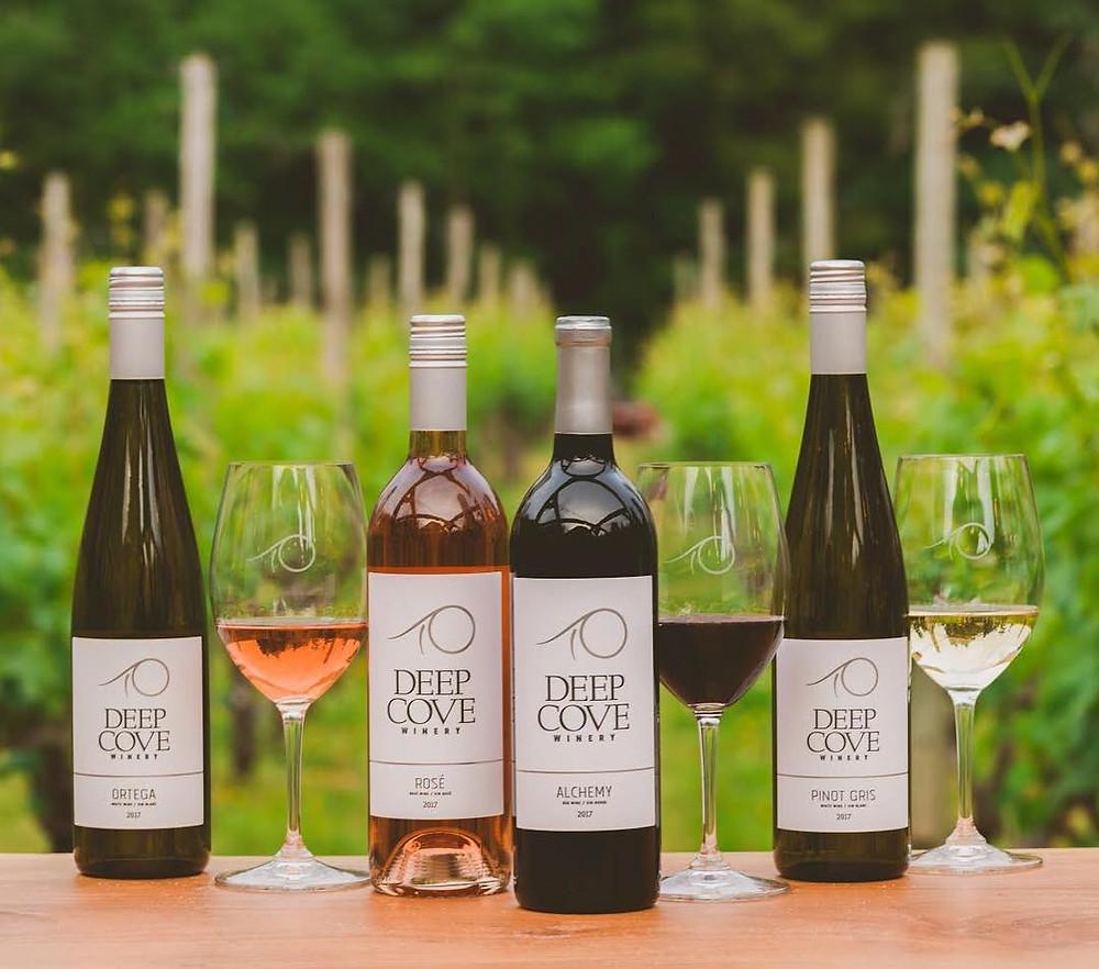 Deep Cove Winery