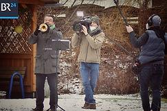Bayerisches Fernsehen Jens Lohmüller Georgensgmünd Trompeter Ehrenamt Bayerischer Rundfunk
