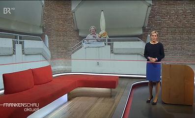 Jens Lohmüller Bayerisches Fernsehen Ehrenamtlich in Altenheime Georgensgmünd
