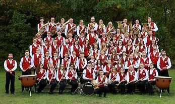 Blasorchester Georgensgmünd unter der Leitung von Jens Lohmüller