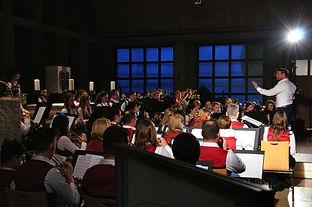 Konzert 2017 unter der Leitung von Jens Lohmüller