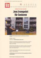Jens Lohmüller Bildzeitung Trompeter Georgensgmünd