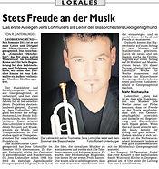 Jens Lohmüller Georgensgmünd Blechglanz German Brass