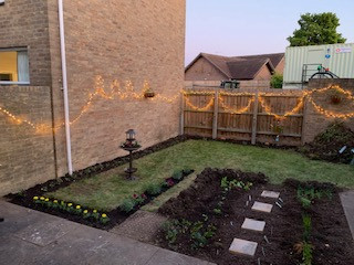 Garden Makeover: Tommy Style