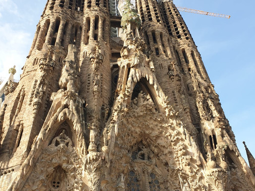 Gretton Students Travel to Barcelona
