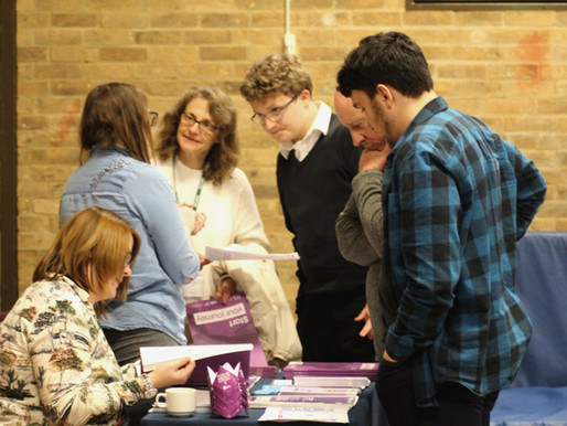 Bringing the Open Afternoons to us: Colleges visit Gretton School