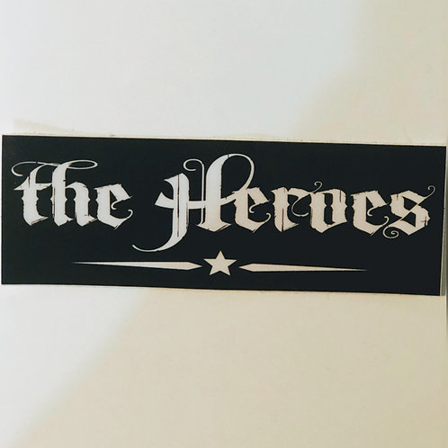 The Heroes Sticker (Style 1)
