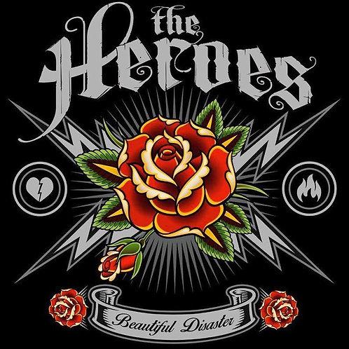 The Heroes - Beautiful Disaster Full Album CD