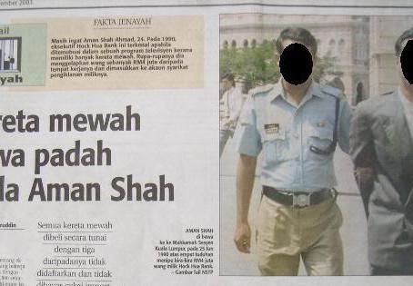 Satu hari saya jelaskan kepada umum apa yang sebenarnya berlaku - Aman Shah