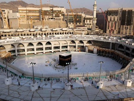 Kunjungan Ramadan bawa 'kelonggaran' perintah berkurung di Arab Saudi