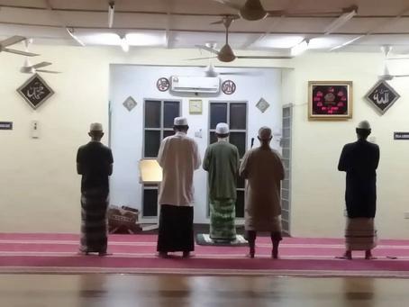 Wilayah Persekutuan benarkan solat jemaah di masjid, surau dalam zon hijau
