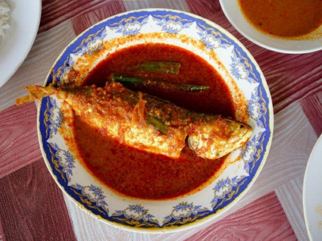 Orang Melaka boleh makan asam pedas di kedai mulai Jumaat