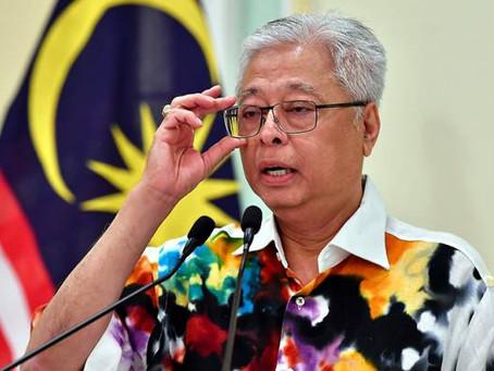 Batik Ismail Sabri raih perhatian warga maya