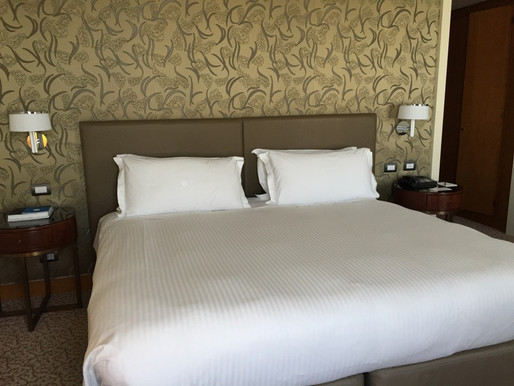 Trip Report: Alvear Art Hotel
