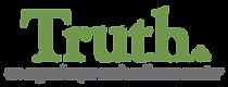 Truth_transparent_Logo_Tagline_FullColor