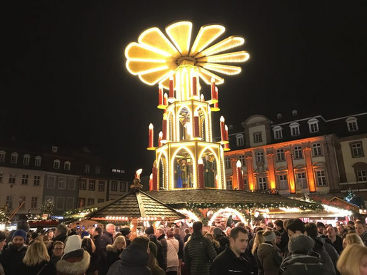 A Christmas Market Tour of Germany
