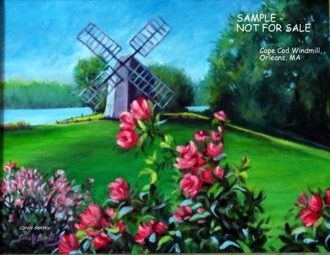 Cape Cod Windmill