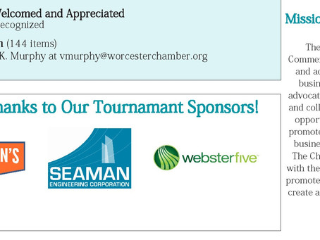 Join us on September 13th for a day of golf for a great cause!