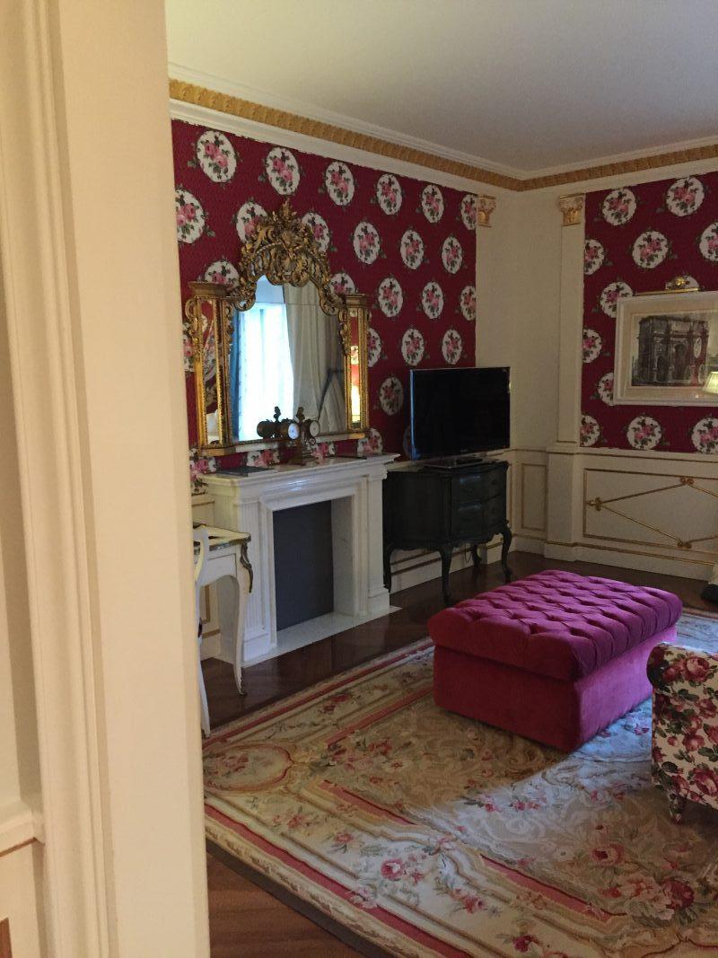 Suite at Villa Cora