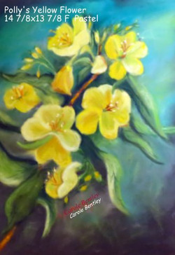 Polly's Yellow Flower