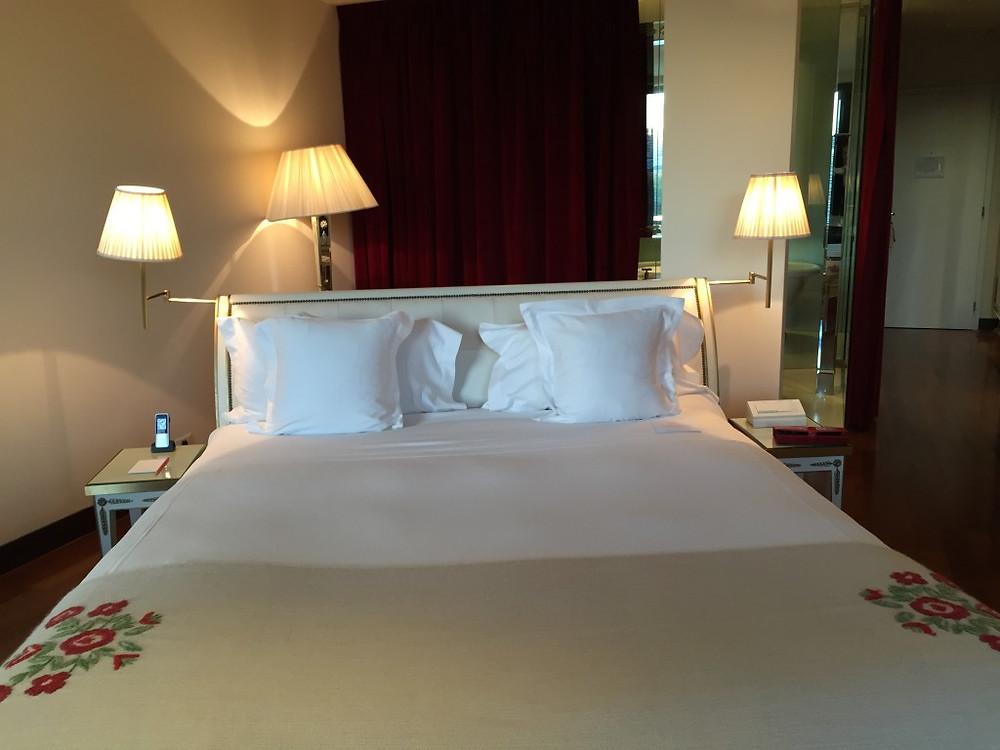 Faena Hotel - Bed