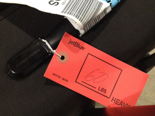 Travel Gear: Tarriss Jetsetter Digital Luggage Scale