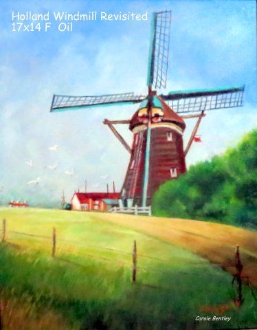 Holland Windmill Revisited