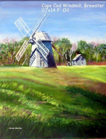 Cape Cod Windmill, Brewster