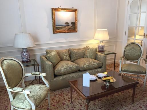 Trip Report: Alvear Palace Hotel