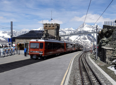 From Matterhorn to Montreux – Glacier Express & Golden Pass