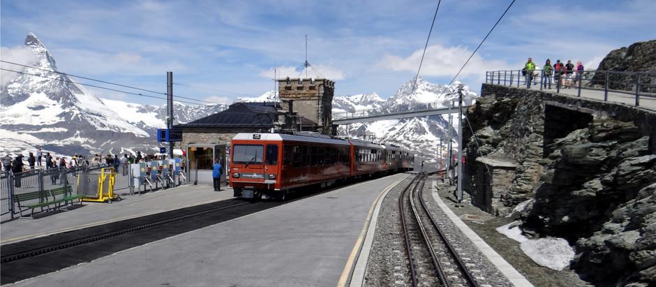 From Matterhorn to Montreux – Glacier Express & Golden Pass