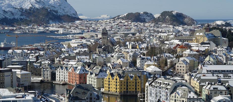 A Norwegian Coast & Mountain Adventure