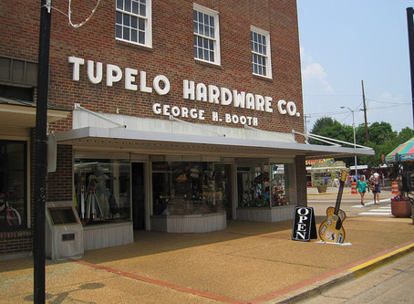 Deep South USA – Jackson & Tupelo