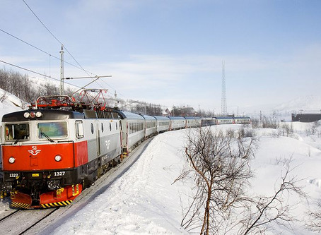 The Arctic Circle Train