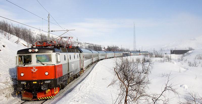 The Arctic Circle Train