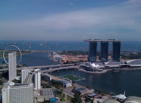 Through Malaysia to Singapore