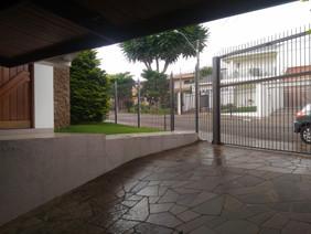 Saida garagem