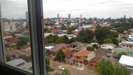 Vista do dormitório