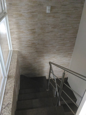 Escada acesso a garagerm