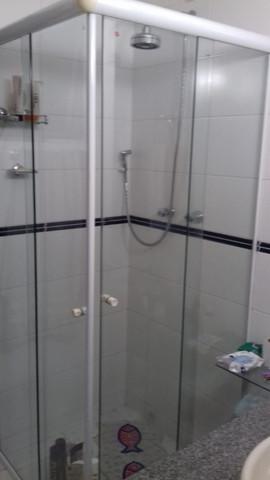 Banheiro com aquecimento a gás