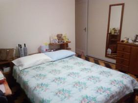 Dormitório com banheiro privativo