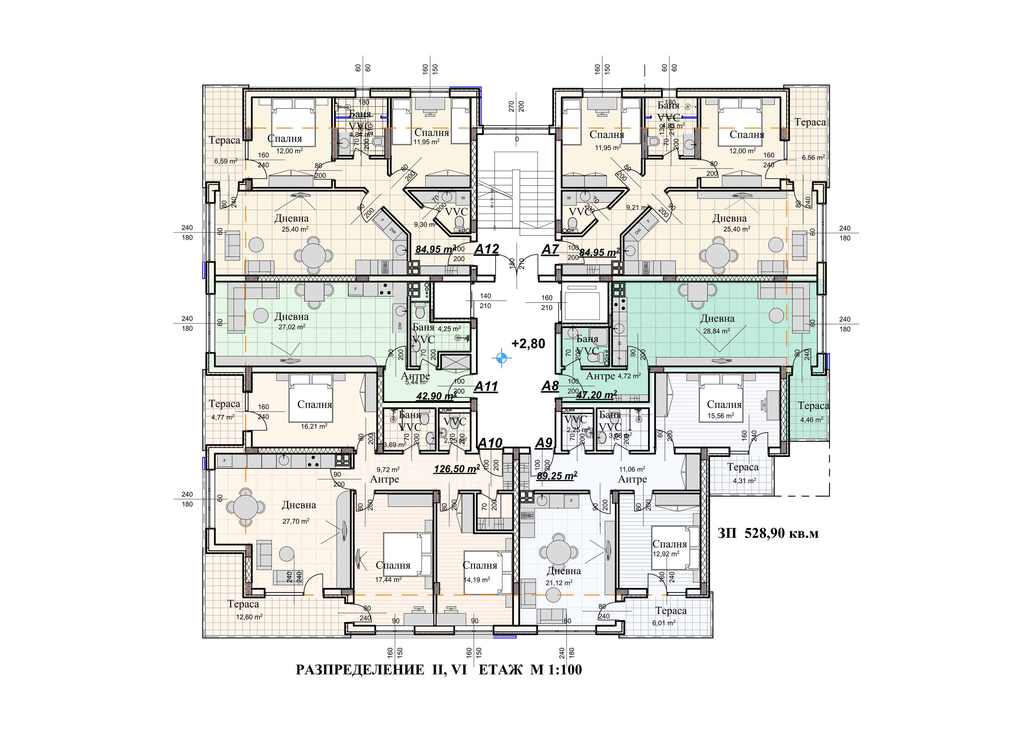 Болярски Дом Етаж II.png