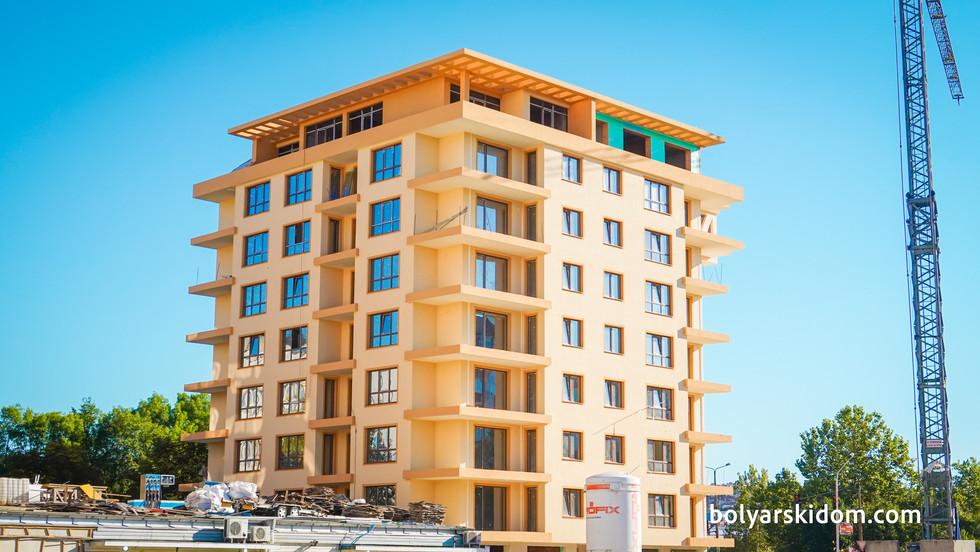 БОЛЯРСКИ ДОМ апартаменти ново строителст