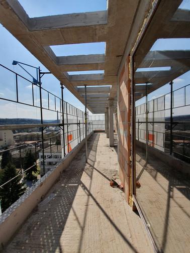 Болярски Дом панорамен двустаен апартаме