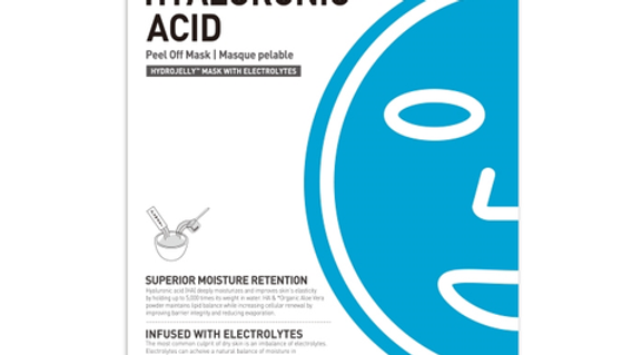 Hyaluronic Acid Hydro Jelly Mask