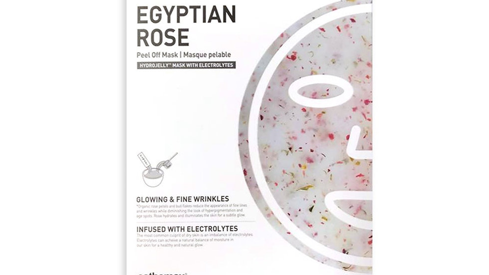 Egyptian Rose Hydro Jelly Mask