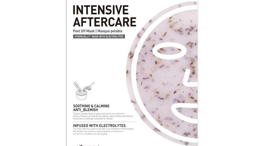 intensive After Care Hydro Jelly Mask